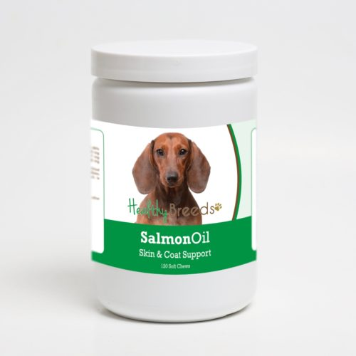 192959018837 Dachshund Salmon Oil Soft Chews - 120 Count