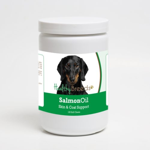 192959018844 Dachshund Salmon Oil Soft Chews - 120 Count