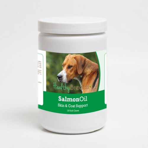 192959018943 English Foxhound Salmon Oil Soft Chews - 120 Count