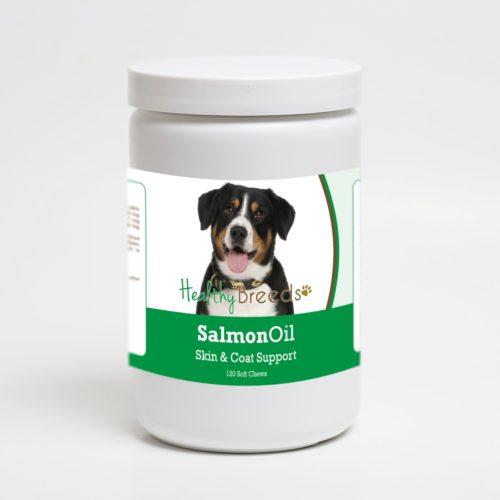 192959018950 Entlebucher Mountain Dog Salmon Oil Soft Chews - 120 Count