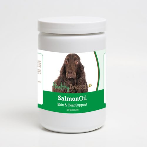 192959019018 Field Spaniel Salmon Oil Soft Chews - 120 Count