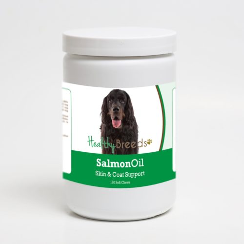 192959019162 Gordon Setter Salmon Oil Soft Chews - 120 Count