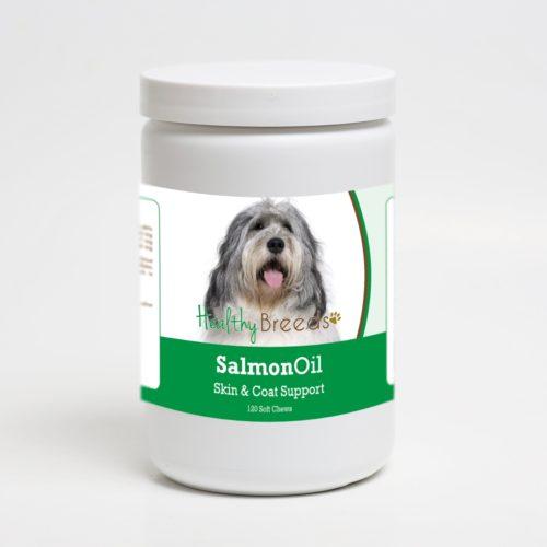192959019728 Polish Lowland Sheepdog Salmon Oil Soft Chews - 120 Count