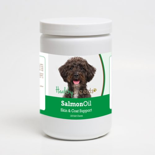 192959019933 Schnoodle Salmon Oil Soft Chews - 120 Count