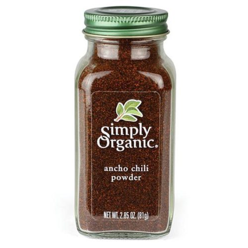 19559 2.85 oz Organic Ancho Chili Powder
