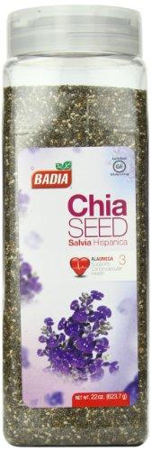 1968437 22 oz Chia Seeds - Case of 4
