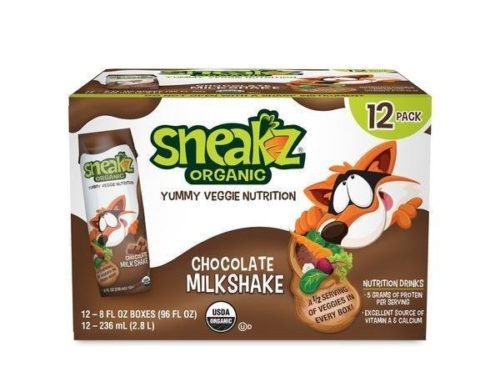 200010 4 oz Chocolate Milkshake - Pack of 4