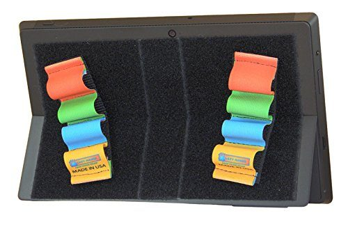 201513 Heavy-Duty 4-Loop Grips for MS Surface-Microsoft Colors Solids, Extra Large
