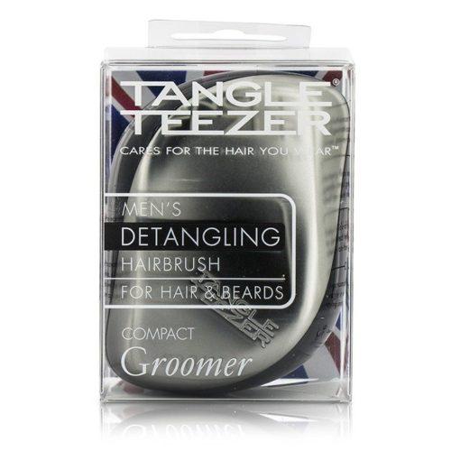 202387 Compact Styler Compact Groomer Detangling Hair Brush for Hair, Beards & Amp - Men