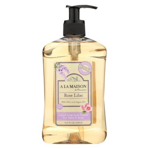 2027084 16.9 fl oz Rose Lilac Liquid Hand Soap