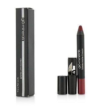 203807 0.1 oz Suede Matte Crayon - Crimson