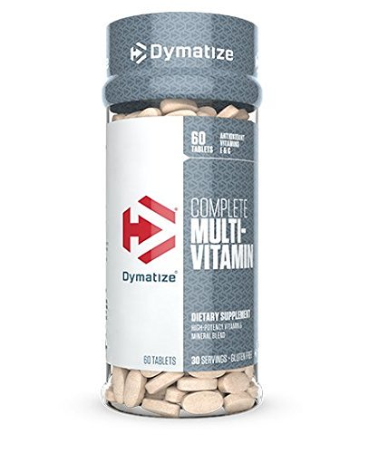 2060658 Complete Multivitamin, 60 Tablets