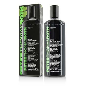 208294 8.5 oz Irish Moor Mud Purifying Cleansing Gel