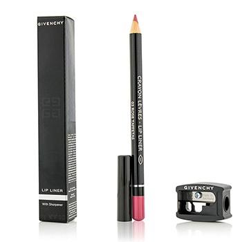210153 0.03 oz Lip Liner with Sharpener, Rose Taffetas