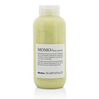 210669 Momo Hair Potion Moisturizing Universal Cream for Dry or Dehydrated Hair