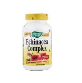 2129617 Echinacea Root Complex - 180 Veg Capsules