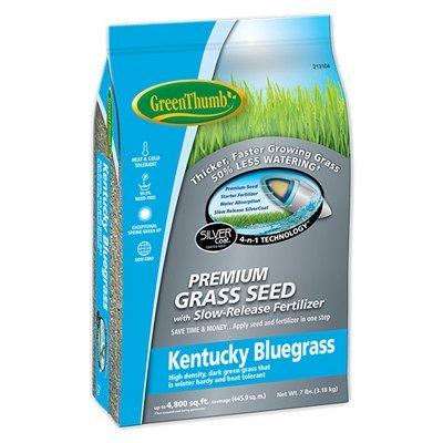 213104 7 lbs Kentucky Bluegrass Seed