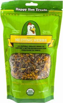 215106 4 oz Organic Nesting Herbs