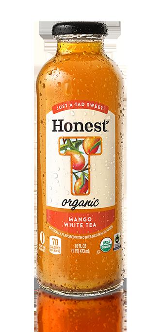 2192474 16 fl oz Tea Organic Black Mango Mate - Pack of 12