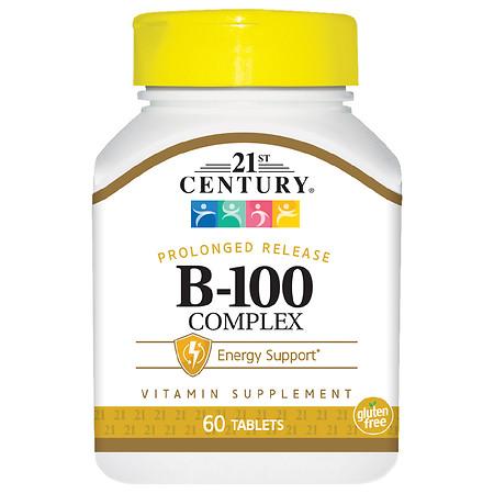 21st Century B-100 Complex Prolonged Release - 60.0 ea