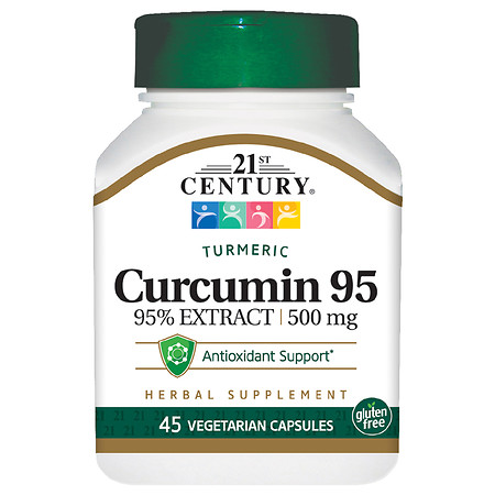 21st Century Curcumin 95 - 45.0 ea