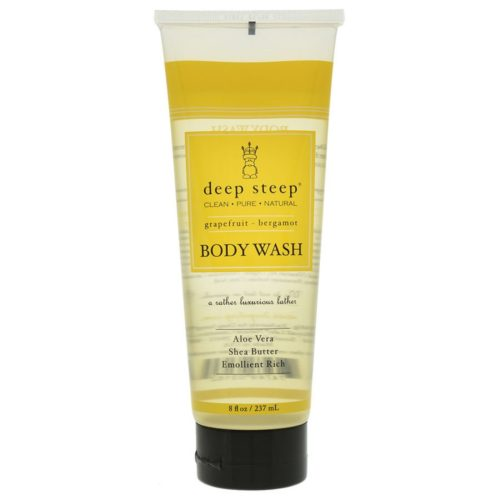 220661 8 fl oz Deep Steep Grapefruit Bergamot Body Wash