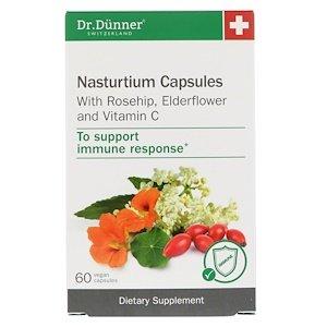 2208684 Nasturtium Capsules - 60 Capsules