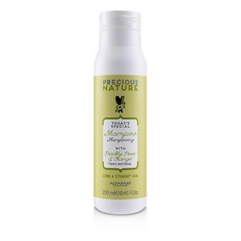 221361 8.45 oz Precious Nature Todays Special Shampoo for Long & Straight Hair