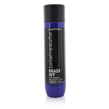 222757 10.1 oz Total Results Brass Off Color Obsessed Conditioner