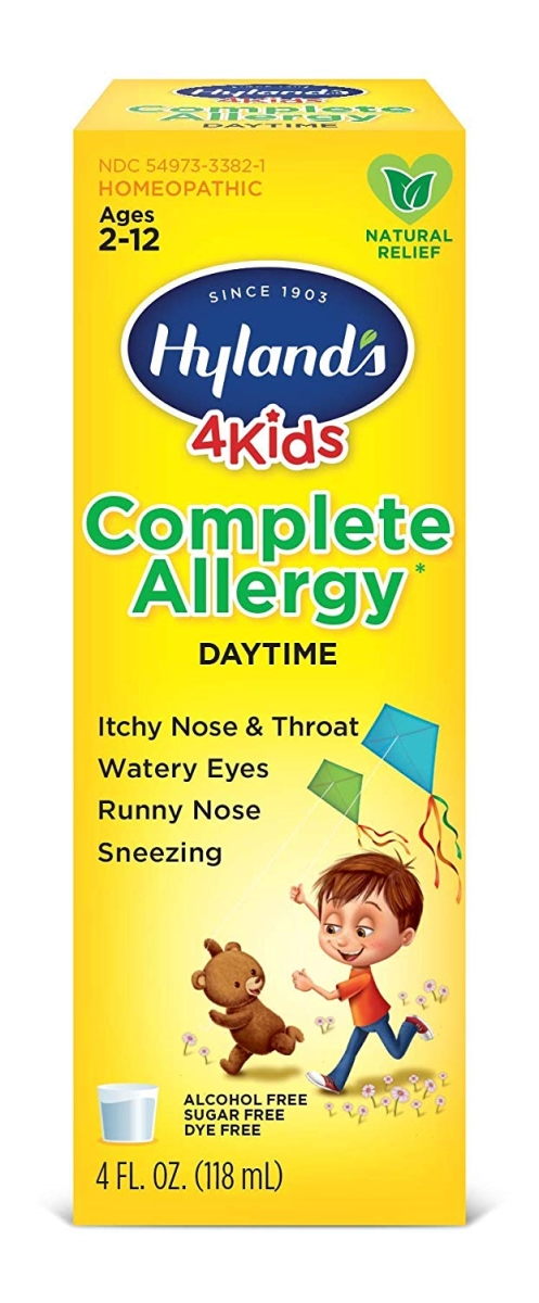 2238210 4 oz Allergy Liquid 4 Kids