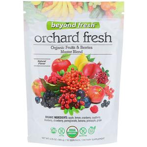 2253789 6.35 oz Orchard Fresh Natural Master Blends