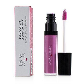 229522 0.2 oz Luscious Lips Liquid Lipstick - Candy Pink