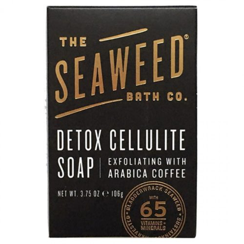 231062 3.75 oz The Seaweed Bath Co Detox Cellulite Bar Soap