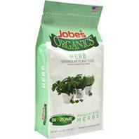 231245 Organics Herb Granules Plant Fertilizer, 4 lbs