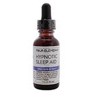 231391 1 fl. oz Herbal Tinctures Hypnotic Sleep Blend Dropper Bottle