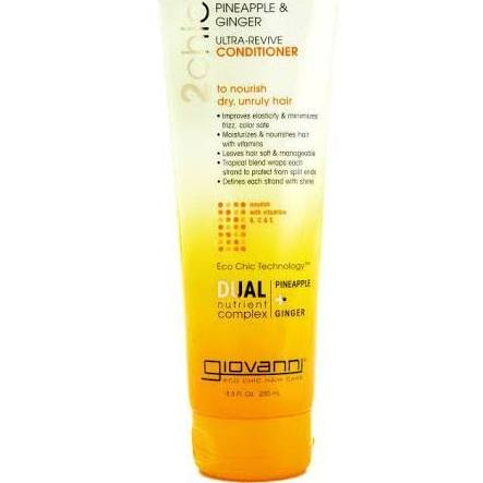 233056 Ultra-Revive 8.5 fl oz Pineapple & Ginger Conditioner