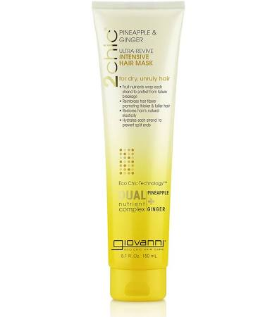 233057 Ultra-Revive 8 oz Pineapple & Ginger Hair Mask