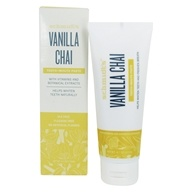 233422 4.7 oz Vanilla Chai Natural Tooth Mouth Paste
