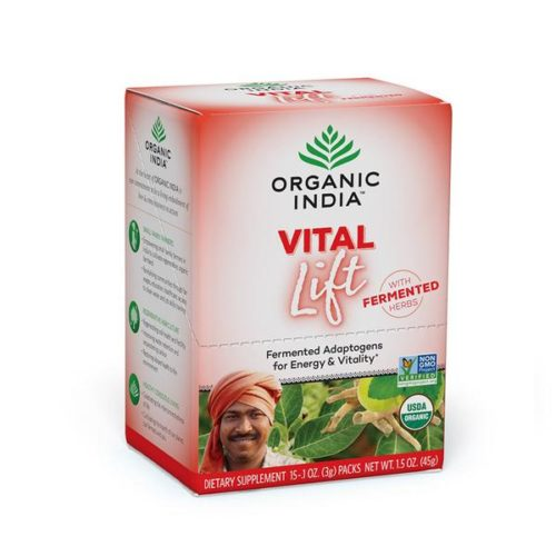 234088 Vital, Fermented Adaptogens Powder for Energy & Vitality - 15 Pouches