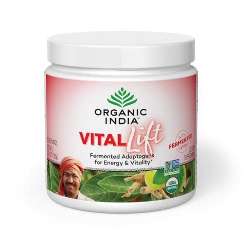 234089 3.18 oz Vital, Fermented Adaptogens Powder for Energy & Vitality
