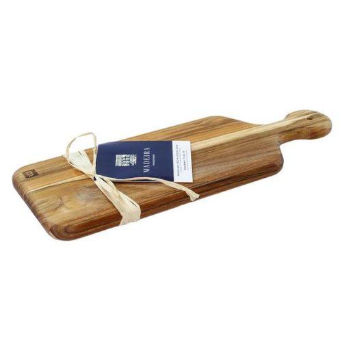 234273 Madeira Teak Paddle Board - 17 x 6 x 0.75 in.