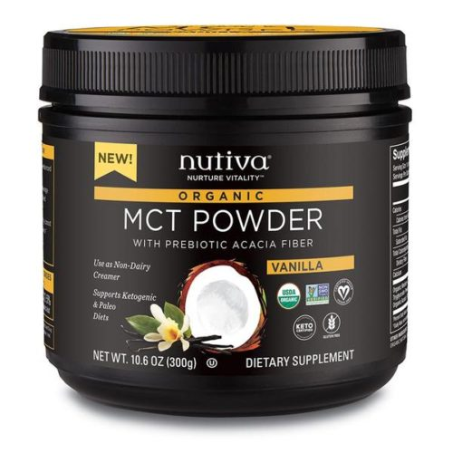 234480 10.6 oz MCT Powder, Vanilla