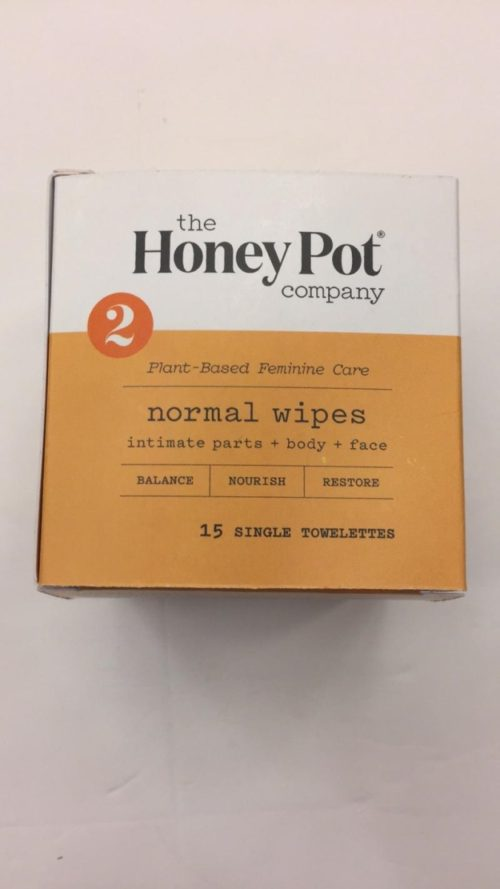 234842 Cleanse Intimate Daily Wipes, Travel Normal - 15 Count