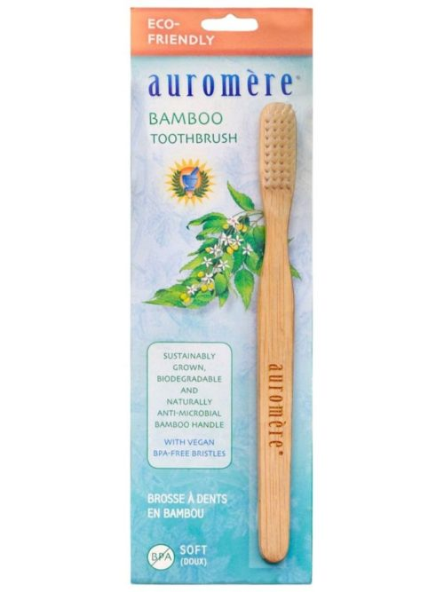 234857 Adult Medium Bamboo Toothbrushes