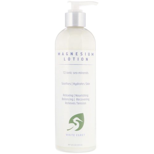 235163 12 oz Personal Care Magnesium Lotion