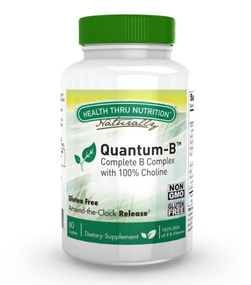 2363042 Quantum-B Complex Tablets - 180 Count