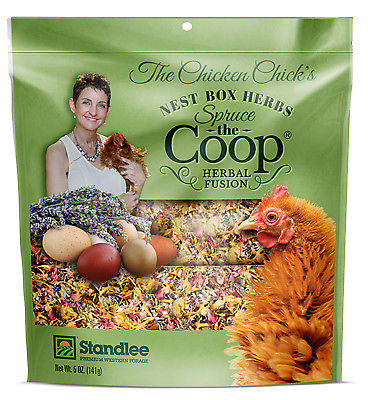 239202 5 oz Spruce the Coop Herbal Fusion