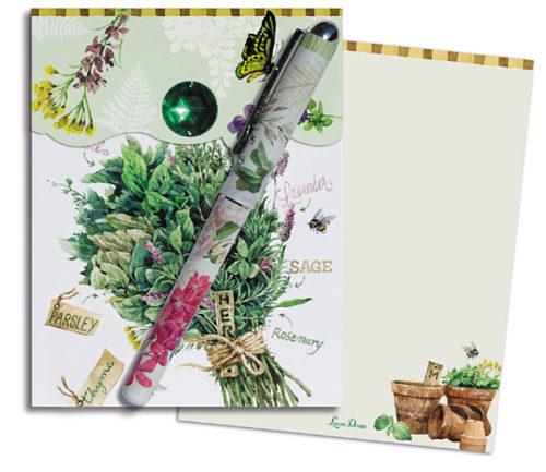 25167 5 lbs Match Book - Herb Garden