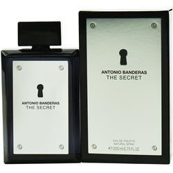 264752 6.7 oz The Secret Eau De Toilette Spray Men