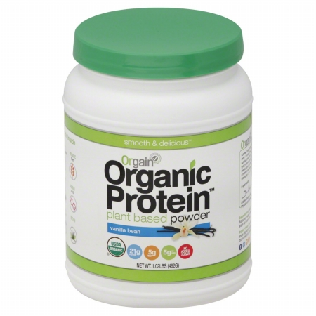 274988 1.02 lb. Protein Powder Van Bean